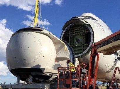 激光炮试验机拆毁 美国机密退役天价高科技武器遭拆毁 只为不泄密