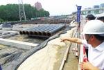 郑州东三环在高铁站旁又修条隧道 隧道从金水东路到商鼎路 - 河南一百度