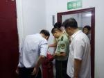 许昌对医疗卫生机构开展消防安全大检查 - 消防网