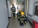 许昌消防开展高层建筑实战熟悉演练 - 消防网