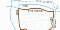 郑州北四环是连霍高速 新址很可能在S314沿黄快速通道旁 - 河南一百度