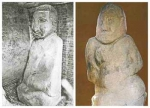 最权威牛郎织女像遭吐槽:两座石像有大量历史记载 牛郎织女的故事 - 河南频道新闻