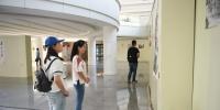 郑州大学举办第六届廉政文化作品展评活动(图) - 郑州大学