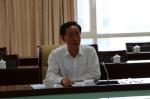 戴柏华副省长听取第十一届全国民族运动会筹备工作汇报 - 民族事务委员会