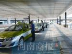 郑州机场出租车单日发车破1700车次 创20年来最高纪录 - 河南一百度
