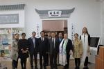 张占仓院长应圣彼得堡国立经济大学邀请访问俄罗斯 - 社会科学院
