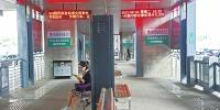 郑州农业路BRT回来了 候车长队没回来 - 河南一百度