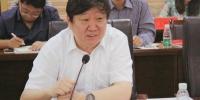 学校召开贯彻落实思想政治工作会议精神推进座谈会 - 河南工业大学