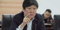 我校召开组织工作推进会 - 河南工业大学