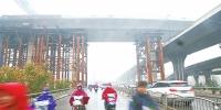 郑州农业路高架今日要跨京广快速 京广快速再次分时段临时封闭 - 河南一百度