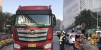 郑州交警连续三天对银基周边交通整顿 现场处罚79起 - 河南一百度