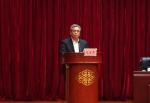 卢克平参加河南省加强和改进高校思想政治工作座谈会并作交流发言 - 河南大学
