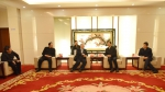 省委常委、组织部部长孔昌生来校看望慰问院士和专家(图) - 郑州大学