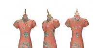 中国元素成为国际时尚:旗袍成经典服装受到西方时尚达人的青睐 - 河南频道新闻