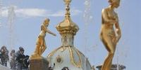 圣彼得堡彼得夏宫开启2018年喷泉季 - 河南频道新闻