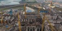 广西大藤峡水利枢纽工程正在紧张施工 - 河南频道新闻