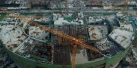 郑州博物馆新馆主体结构开始封顶 - 河南一百度