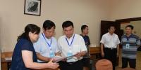 省教育厅副厅长刁玉华检查指导高招录取工作 - 教育厅
