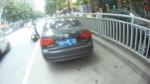 违停被贴罚单后在朋友圈辱骂交警 这个司机被行拘 - 河南一百度