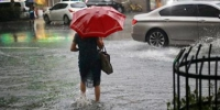 中央气象台继续发布暴雨黄色预警及海上大风黄色预警 - 河南频道新闻