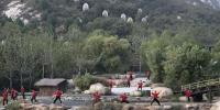 《牧羊曲》里的禅宗少林 少林武术节开幕式准备这么做 - 河南一百度