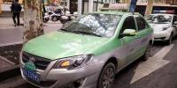 刷个绿色就想跑出租?郑州一私家车非法营运被查获 - 河南一百度