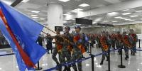 中国第4批赴南苏丹(朱巴)维和步兵营今日凯旋! - 河南一百度