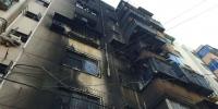 郑州市文化宫南路一小区发生火灾 十多辆电动车被烧 - 河南一百度