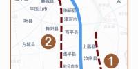 京港澳高速河南段明年开建两条分流通道 - 河南一百度
