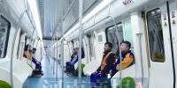 郑州地铁5号线空载试运行 上半年将择机试运营 - 河南一百度