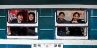 """火车站里的""""百年时光机"""" - 河南频道新闻"""