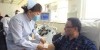 河南男子20年间无偿献血200次,笑称:这是力所能及的小事 - 河南一百度
