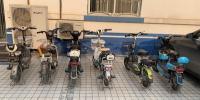 利用废弃工地做掩护,郑州一盗销电动车犯罪团伙被端掉 - 河南一百度