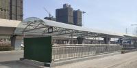 郑州一地下通道建成5年未启用,变身垃圾场 - 河南一百度