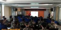 南阳市消防支队 组织开展红十字急救员培训 - 红十字会