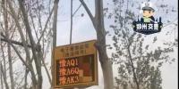 注意!郑州这10个路口抓拍乱鸣喇叭,5月5日起开始罚款 - 河南一百度