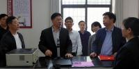 太行发展研究院基层组织建设与乡村振兴课题组赴温县调研 - 河南理工大学