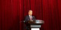 一曲难忘,献给祖国的深情 ——庆祝建国七十周年教职工合唱比赛侧记 - 河南大学