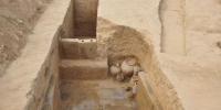 (图文互动)(1)160座两汉时期墓葬现身河南郑州 千件文物揭秘古人生活 - 河南一百度