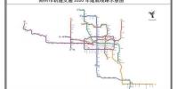郑州地铁以后长这样:明年将有8条线,未来多达21条! - 河南一百度
