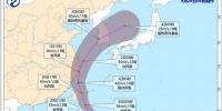 """最近几天我省晴雨交加 台风""""米娜""""将给东部沿海带来大风雨 - 河南一百度"""