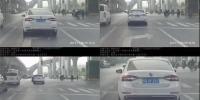 """罚钱扣分!郑州车主注意:有人正在""""偷偷""""抓拍这种行为 - 河南一百度"""