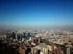 明儿要变天!从400米高空看郑州:舒适!可污染空气蠢蠢欲动… - 河南一百度