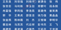 """""""豫""""有荣焉!1281位河南支援湖北医务人员全名单来了! - 河南一百度"""