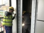 正在施工!郑州老楼加电梯复工率达95% - 河南一百度