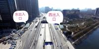 郑州未来路隧道地下人行通道将长期封闭,注意啦!是从4月1日起 - 河南一百度