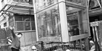 """""""直抵家门""""电梯设计日前通过,郑州""""悬空老人""""再也不用为上下楼而烦恼 - 河南一百度"""