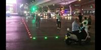 """郑州这个路口现新式信号灯!市民直呼""""漂亮"""" - 河南一百度"""