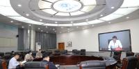我校参加全省学校灾后恢复重建工作调度视频会议 - 河南大学