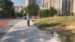 公园变夜市摊!郑州青少年公园大量小贩骑三轮涌入摆摊,满地垃圾 - 河南一百度